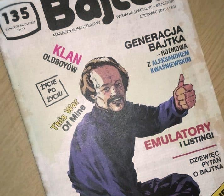 Bajtek 135th edition