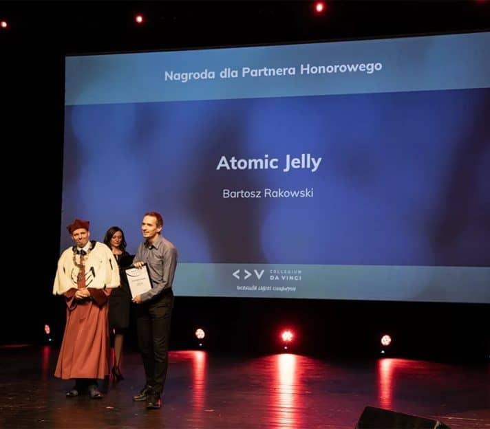 Collegium Da Vinci University award