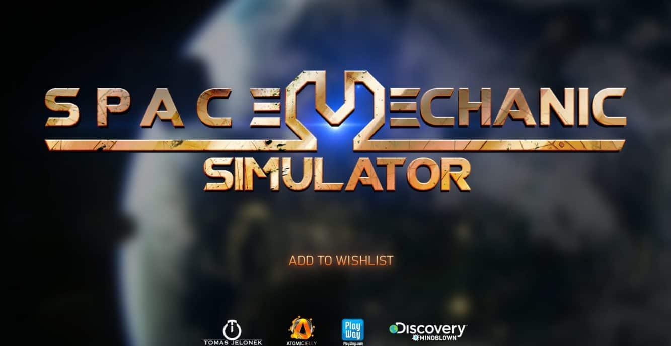 Space Mechanic Simulator Gameplay Trailer