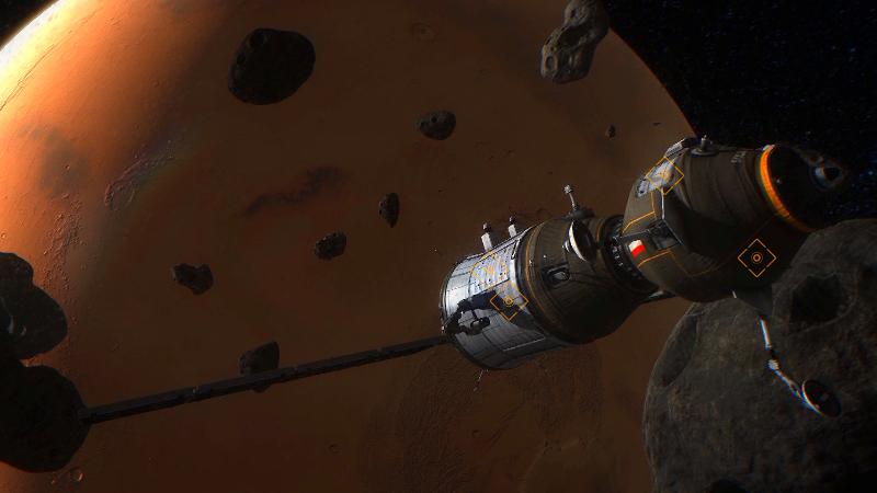 Space Mechanic Simulator Developer Insights #2