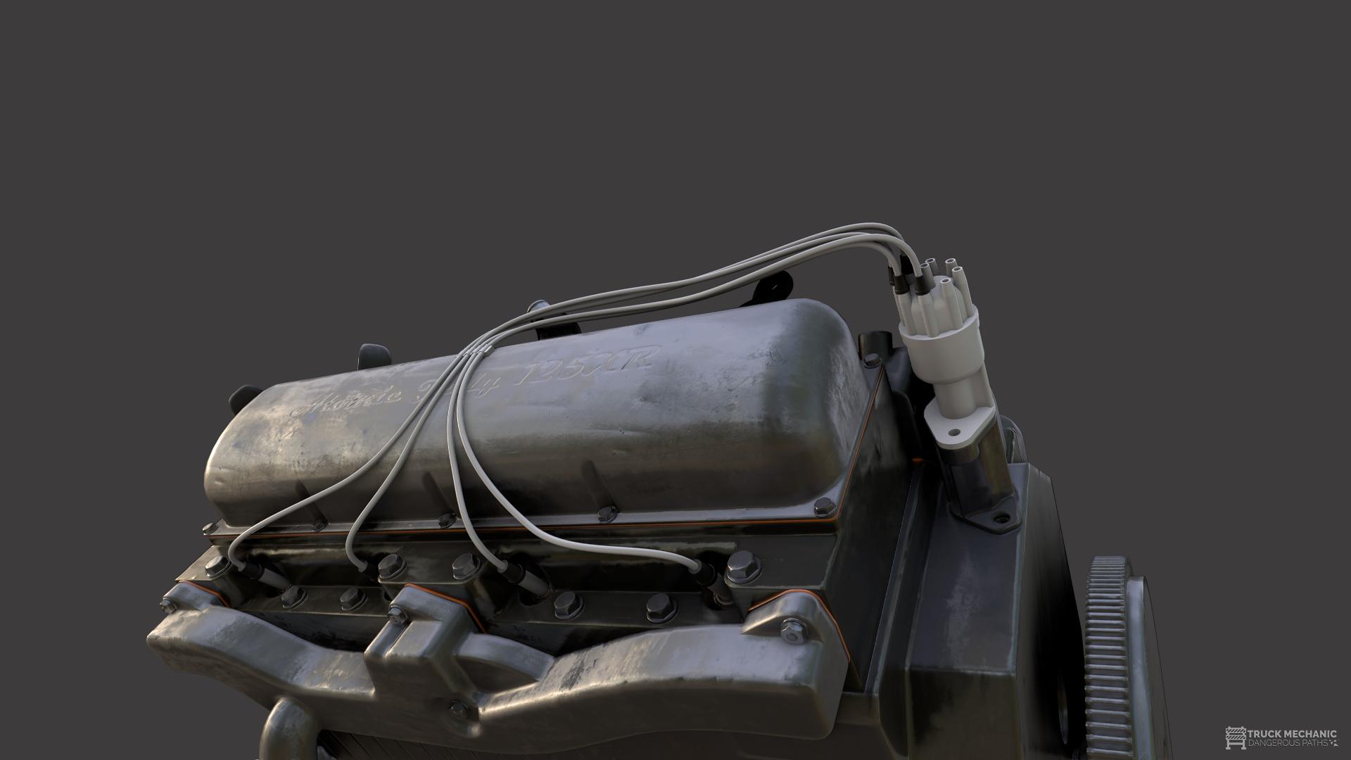 Truck Mechanic: Dangerous Paths Dev Diary #14