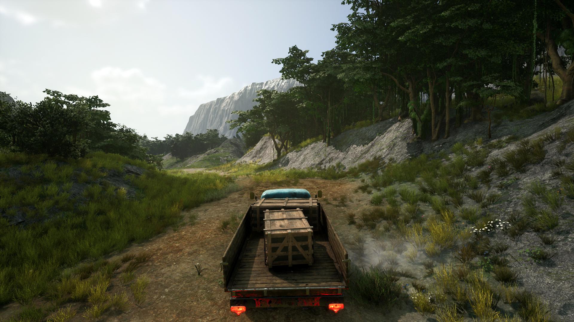 Truck Mechanic: Dangerous Paths Dev Diary #28