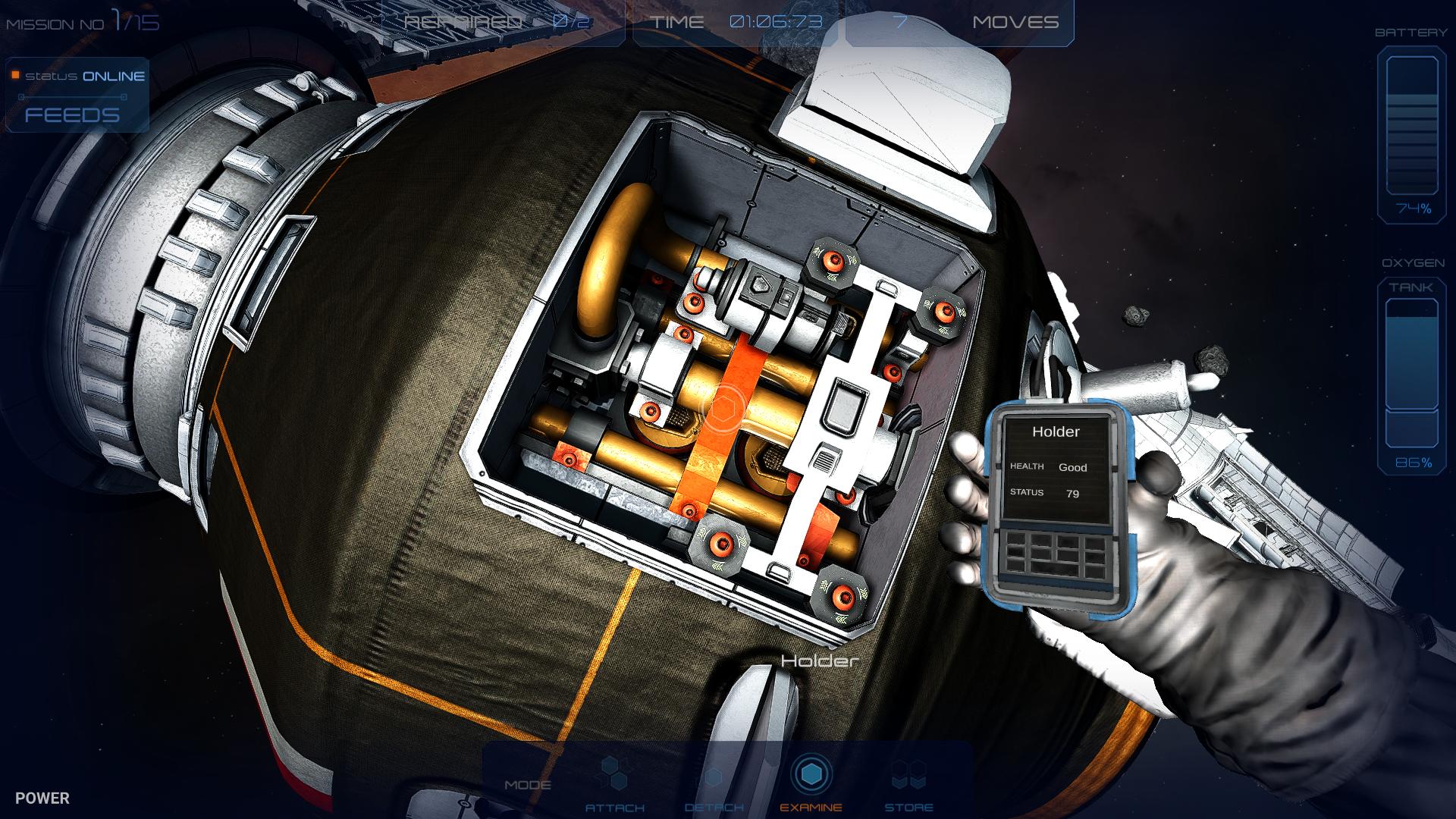 Space Mechanic Simulator Developer Insights #35
