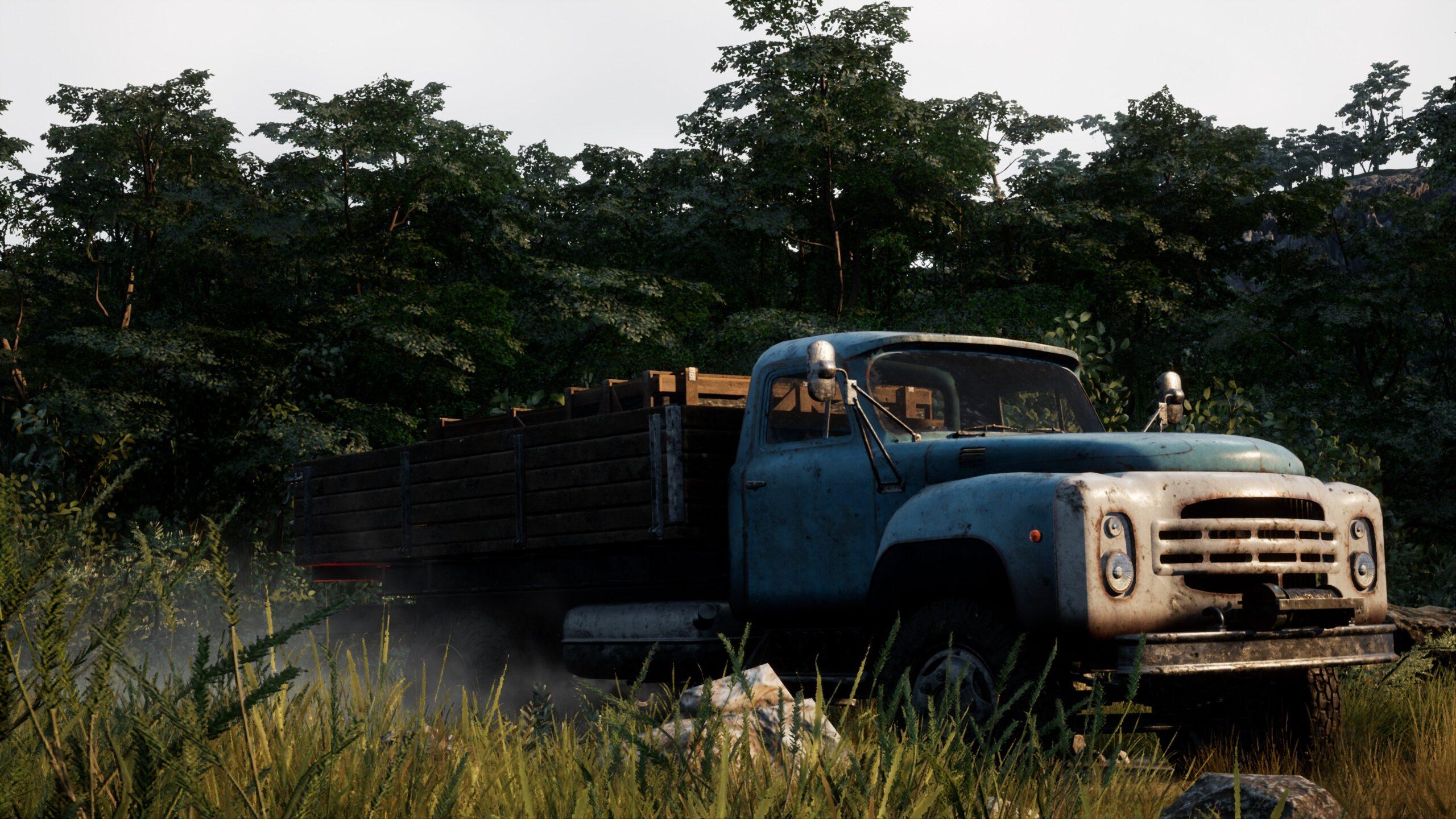 Truck Mechanic: Dangerous Paths Dev Diary #35