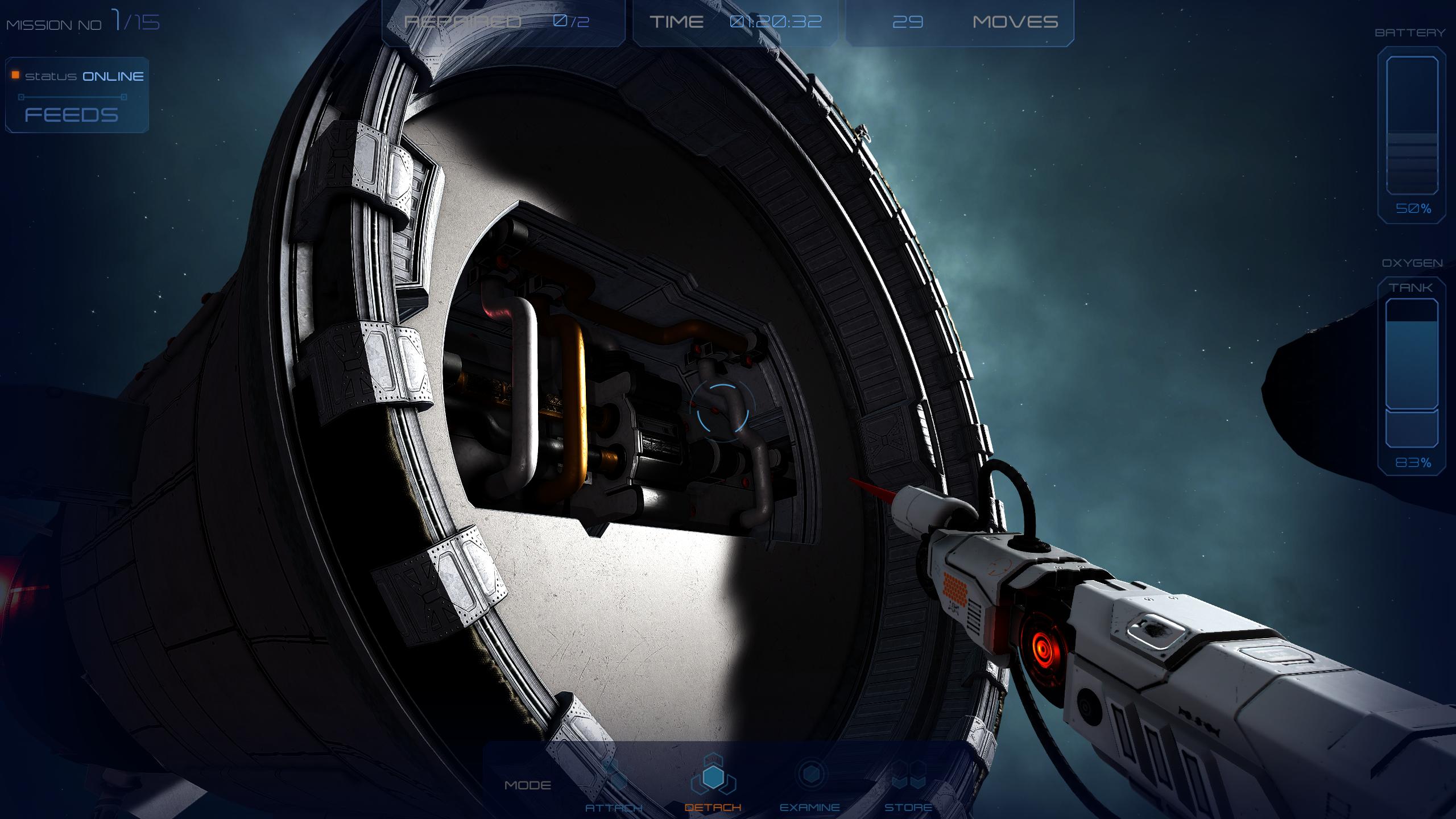 Space Mechanic Simulator Developer Insights #38