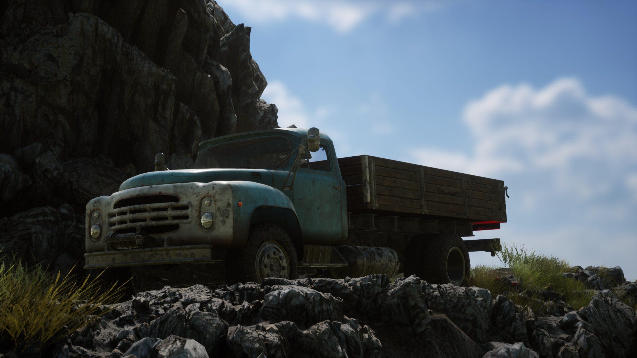 Truck Mechanic: Dangerous Paths Dev Diary #38